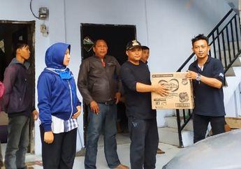 Ikut Berempati, ARCI Salurkan Bantuan untuk Korban Tsunami Anyer Banten