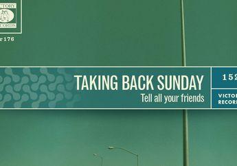 Prediksi Setlist Konser Taking Back Sunday di Tennis Indoor Senayan