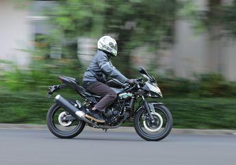 Sadis, Motor Kawasaki Ninja 250 SL Pasang Turbo, Tenaganya Gak Habis-habis