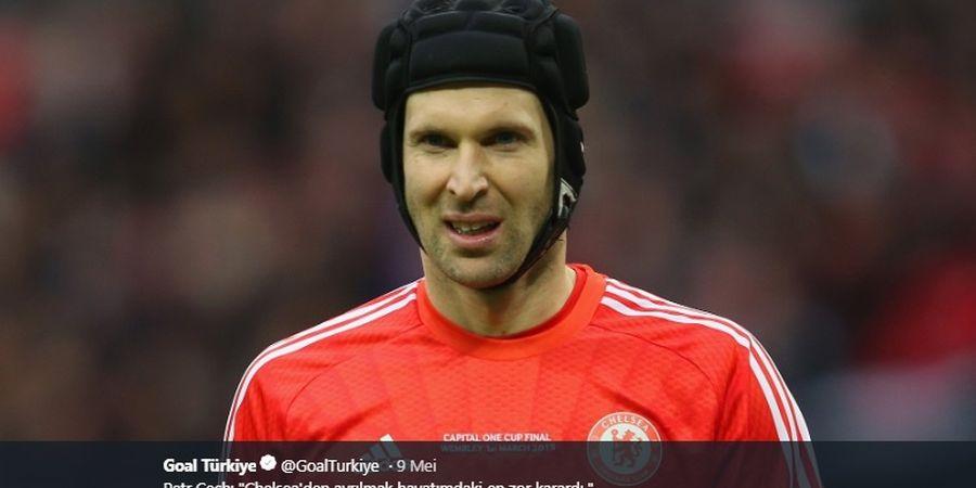 Satu Legenda Chelsea Siap Ikuti Jejak Petr Cech yang Kembali Merumput