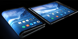 Bukan Samsung, Ini Perusahaan yang Ciptakan Hape Lipat Pertama
