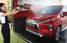 Mitsubishi Kasih Produk Chemical Guna Rawat Sekujur Bodi Mobil Xpander