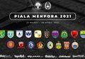 Jadwal Resmi Laga Pembuka Piala Menpora 2021 di Solo, Ada Perubahan!