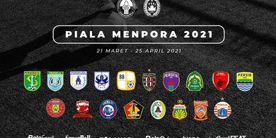 Hujan Kartu Kuning, Laga PSM Makassar vs Persija Jakarta Sama Kuat pada Babak Pertama