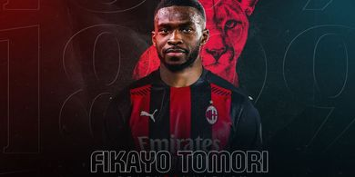 RESMI - AC Milan Datangkan Fikayo Tomori, Bek Terbuang Chelsea Kenakan Jersi Gelandang Legendaris I Rossoneri