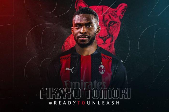 AC Milan resmi mendatangkan Fikayo Tomori dari Chelsea dan akan mengenakan jersi gelandang legendaris I Rossoneri.