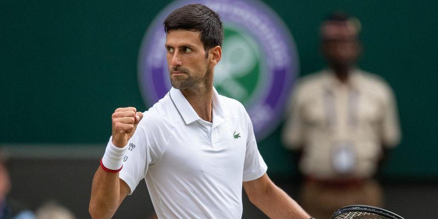 Tumbuh di Serbia yang Dilanda Perang Buat Novak Djokovic Kuat