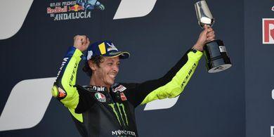 MotoGP Republik Ceska 2020 - Valentino Rossi Haram Diremehkan