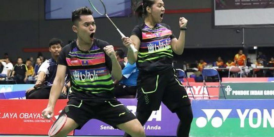 Kejuaraan Asia Junior 2019 - Lolos ke Semifinal, Leo/Indah Waspadai Ganda Campuran China
