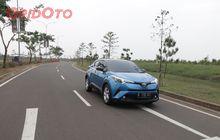 Terbukti Asyik Dikendarai, Apakah Toyota C-HR Bisa Nyaman?