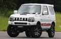 Suzuki Jimny Monster Sport Bertampang Lebih Macho