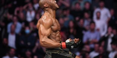 UFC 266 - Lawan Robbie Lawler Bodoh, Kamaru Usman Berikan Respons untuk Nick Diaz