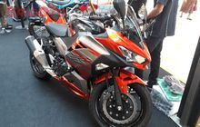 Sudah Lama Ngincar? Nih Skema Cicilan 3 Model Kawasaki Ninja 650 ABS