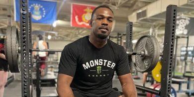 Kejar Target Badan Lebih Jumbo dari Francis Ngannou, Jon Jones Ingin Jadi Raksasa Paling Mengerikan di UFC