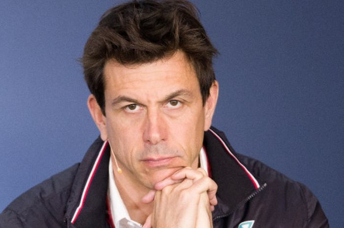 Bos tim Mercedes, Toto Wolff.