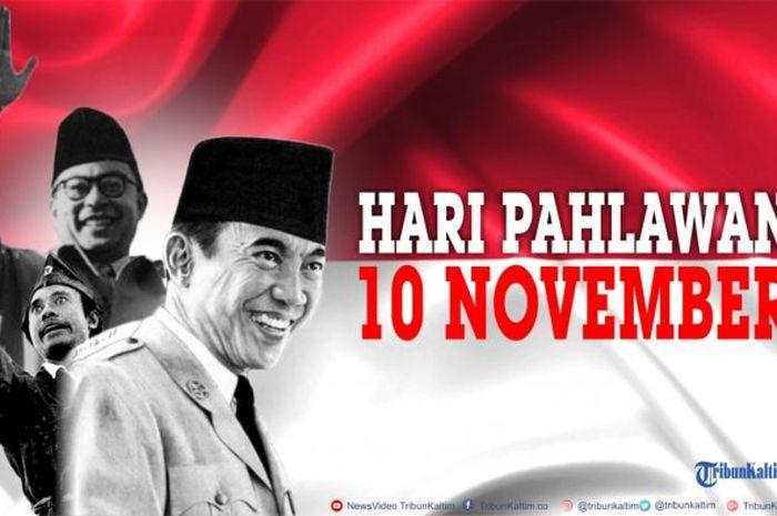 Selamat Hari Pahawan 10 November