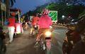 Ancaman Penjara, Tetap Nekat Lampu Belakang Motor Pakai Mika Bening