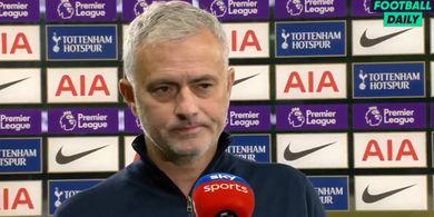 Spurs Ditahan Imbang West Ham, Jose Mourinho Singgung Kondisi Psikologis Pemain