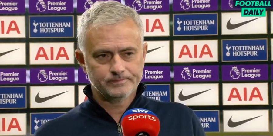 Liverpool Vs Tottenham Hotspur - Jose Mourinho Sindir Badai Cedera Pemain The Reds