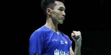 Hasil Kejuaraan Dunia 2019 - Jonatan ke Babak Ke-3 Usai Revans atas Wakil Korea