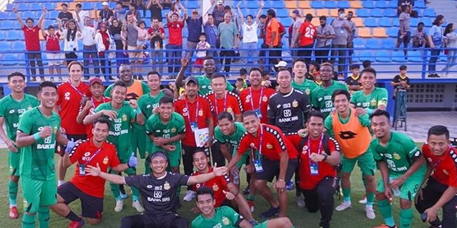 Termasuk Ezechiel N'Douassel, Bhayangkara FC Boyong Semua Pemain ke Piala Gubernur Jatim 2020