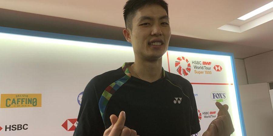 Chou Tien Chen Bersyukur Berhasil Kembali Raih Titel Kampiun
