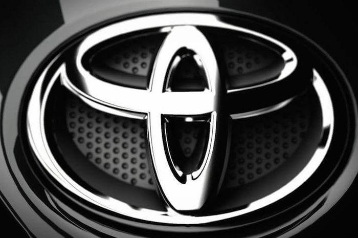 Ilustrasi logo Toyota
