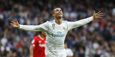 On This Day - Real Madrid Gasak Granada Tanpa Ampun, Cristiano Ronaldo 'Menggila'