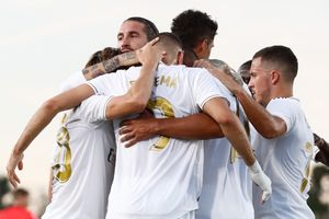 Kilas Balik: Gol Sulit Ronaldo Warnai Comeback Real Madrid atas Man City