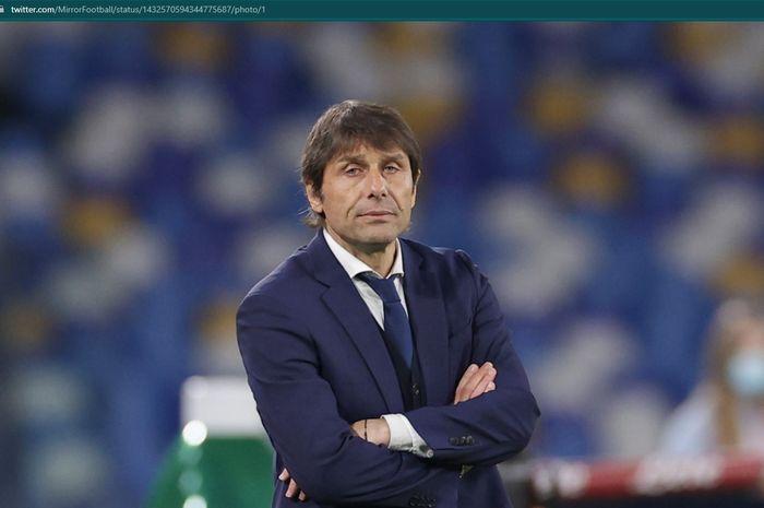 Jurnalis asal Italia, Gianluca Di Marzio, membeberkan satu hal yang bisa membuat Antonio Conte bakal menerima tawaran melatih Manchester United.
