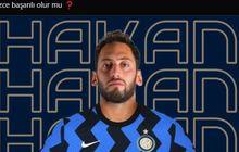 Khianati AC Milan, Hakan Calhanoglu Ingin Raih Scudetto bersama Inter Milan