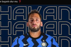 Belum Genap Sehari Jadi Pemain Inter Milan, Hakan Calhanoglu Sudah Dapat Sindiran Pedas dari Legenda AC Milan