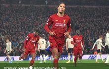 Van Dijk Sebut Pertahanan Liverpool Membaik karena Kerja Sama Tim