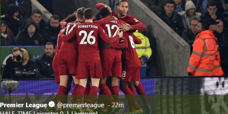 Liverpool Buat Segudang Rekor pada Boxing Day Liga Inggris