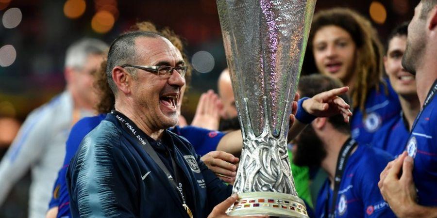 Meski Semakin Dekat ke Juventus, Ternyata Sarri Hanya Jadi Yang Kedua