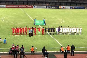Timnas U-19 Indonesia Dikalahkan China, Ini yang Fakhri Husaini Dapatkan