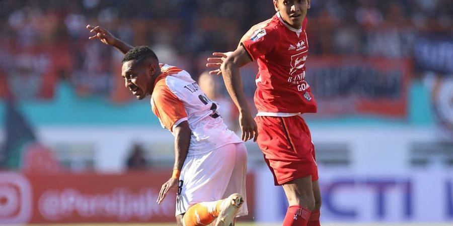 Susunan Pemain Persija Vs Borneo FC pada Semifinal Piala Indonesia