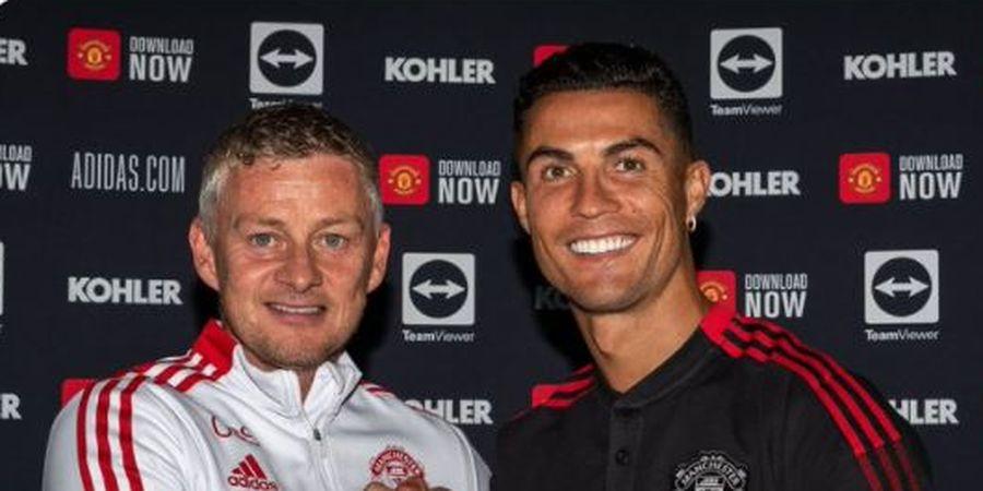 Biar Bisa Cetak Gol Lebih Banyak, Ronaldo Minta Solskjaer Ubah Gaya Bermain Man United