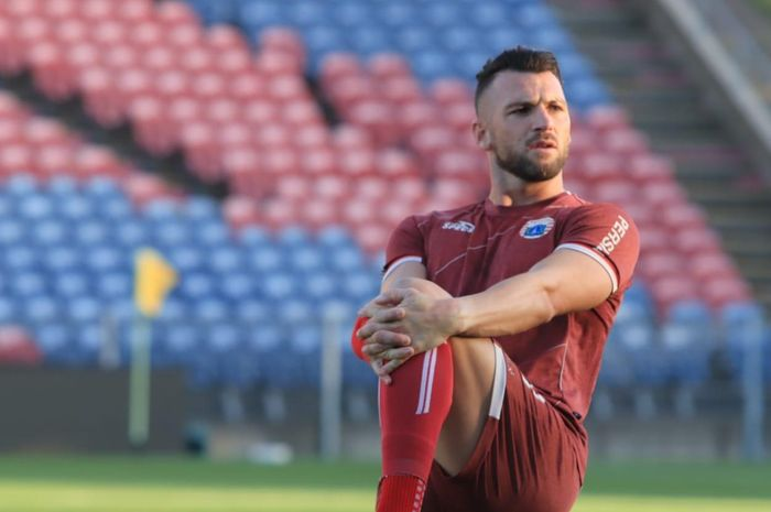 Bruno Matos Photo: Bruno Matos Rindukan Kehadiran Sosok Marko Simic Di Dalam