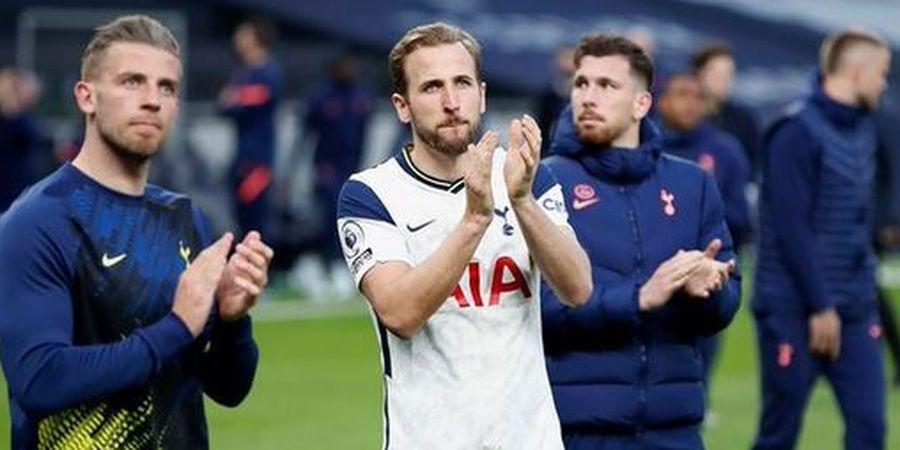 Jika Lepas Harry Kane, Tottenham Bakal Terjerembab ke Zona Degradasi