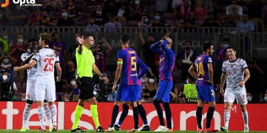 Barcelona Vs Dynamo Kyiv - El Barca Wajib Menang Jika Tak Ingin Tersingkir di Liga Champions