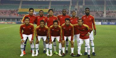 Jadwal Timnas Indonesia di Putaran Kedua Kualifikasi Piala Dunia 2022