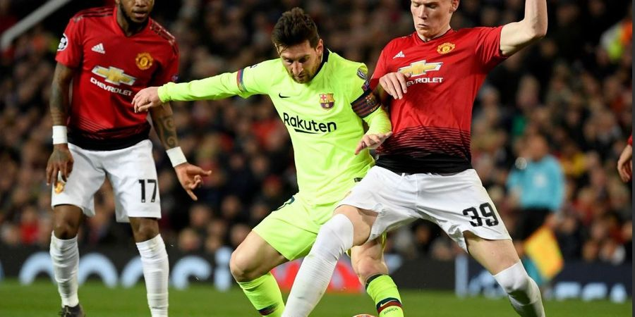Live Streaming RCTI Barcelona Vs Man United - Modal Bagus Tuan Rumah