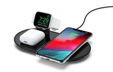 Batal Rilis AirPower, Apple Mulai Jual Mophie Dual Charging Base