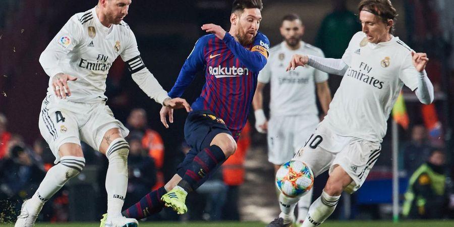 Jadwal Liga Spanyol Malam Ini - Real Madrid Vs Barcelona Live SCTV