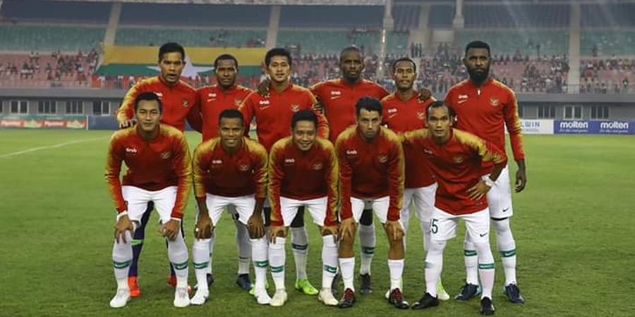 Kualifikasi Piala Dunia 2022 - Indonesia Langsung ke Putaran Dua, tetapi Masuk Pot Non-Unggulan