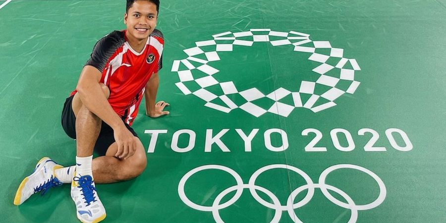 Olimpiade Tokyo 2020 - Anthony Ginting Sebut Seremoni Pembukaan Tetap Keren Walau Sederhana