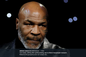 Kronologi Mike Tyson Comeback: Awal Mula Disindir Gendut