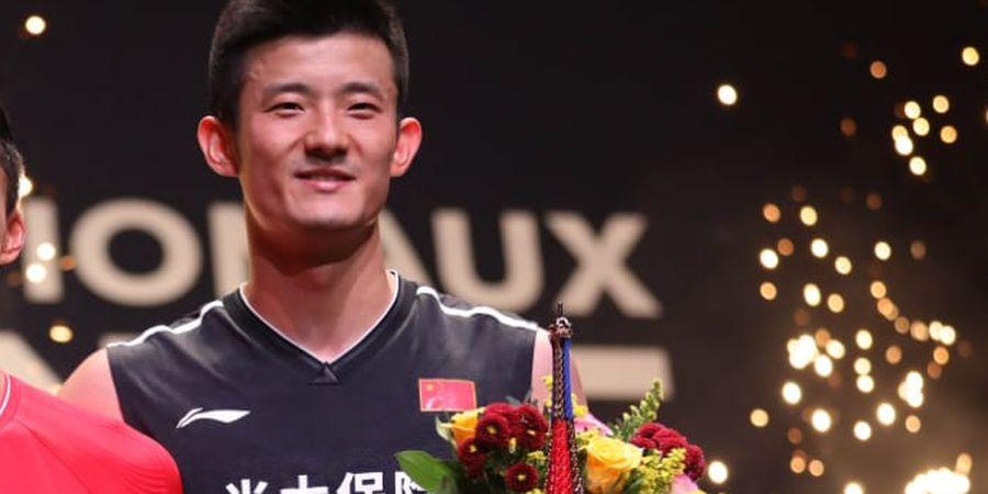 Satu-satunya Juara Bertahan pada Olimpiade Tokyo, Chen Long Kalah dari Anthony Ginting dalam Rekor