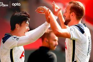 Hasil Liga Inggris - Harry Kane Cetak Sejarah, Tottenham Hotspur Naik 10 Posisi